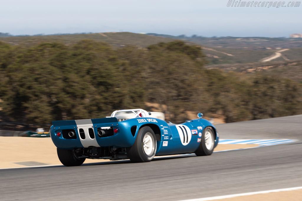 Lola T70 - Chassis: SL70/12 - Driver: Marc Devis  - 2012 Monterey Motorsports Reunion