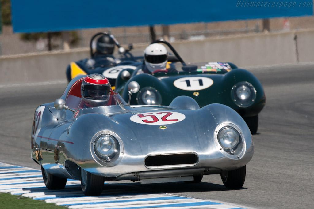 Lotus 11 - Chassis: 235   - 2012 Monterey Motorsports Reunion
