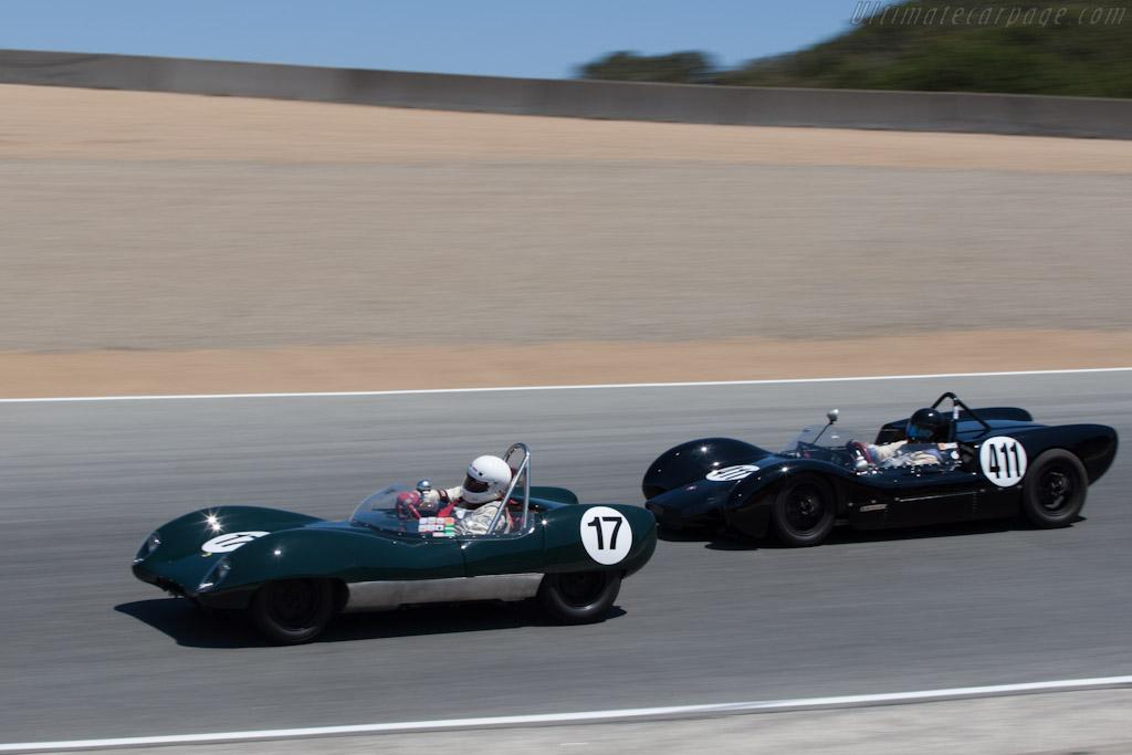 Lotus 17    - 2012 Monterey Motorsports Reunion