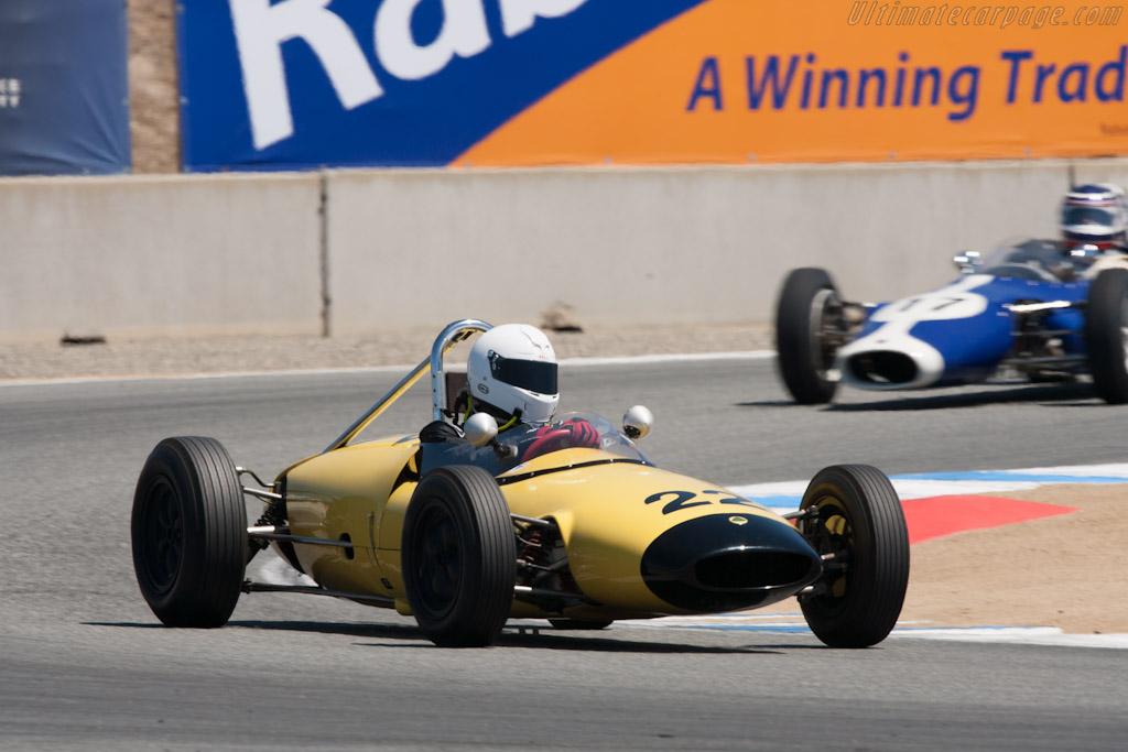 Lotus 22    - 2012 Monterey Motorsports Reunion