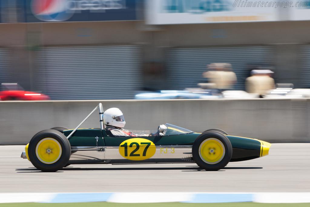 Lotus 27    - 2012 Monterey Motorsports Reunion