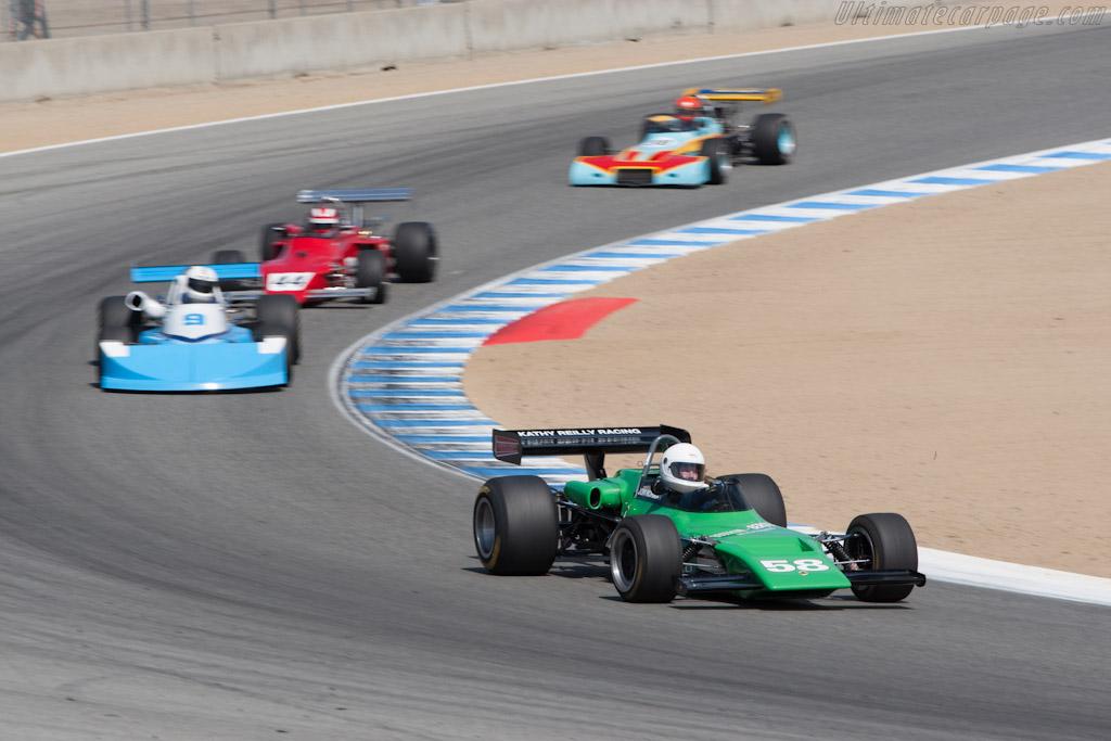 Lotus 59    - 2012 Monterey Motorsports Reunion