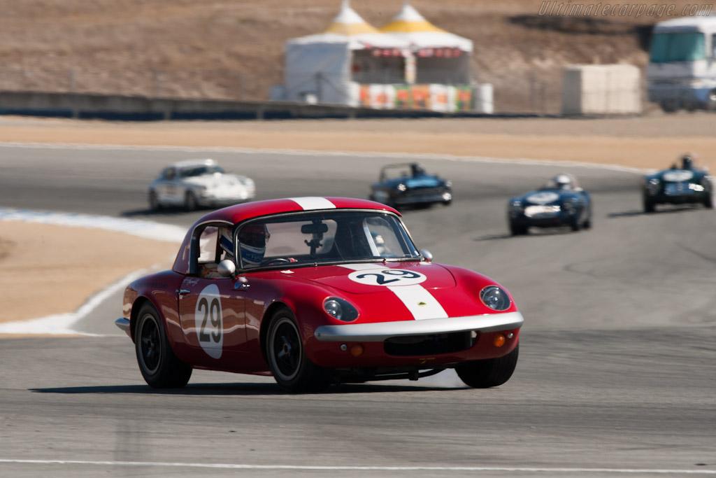 Lotus Elan 26R - Chassis: 26-S2-29   - 2012 Monterey Motorsports Reunion