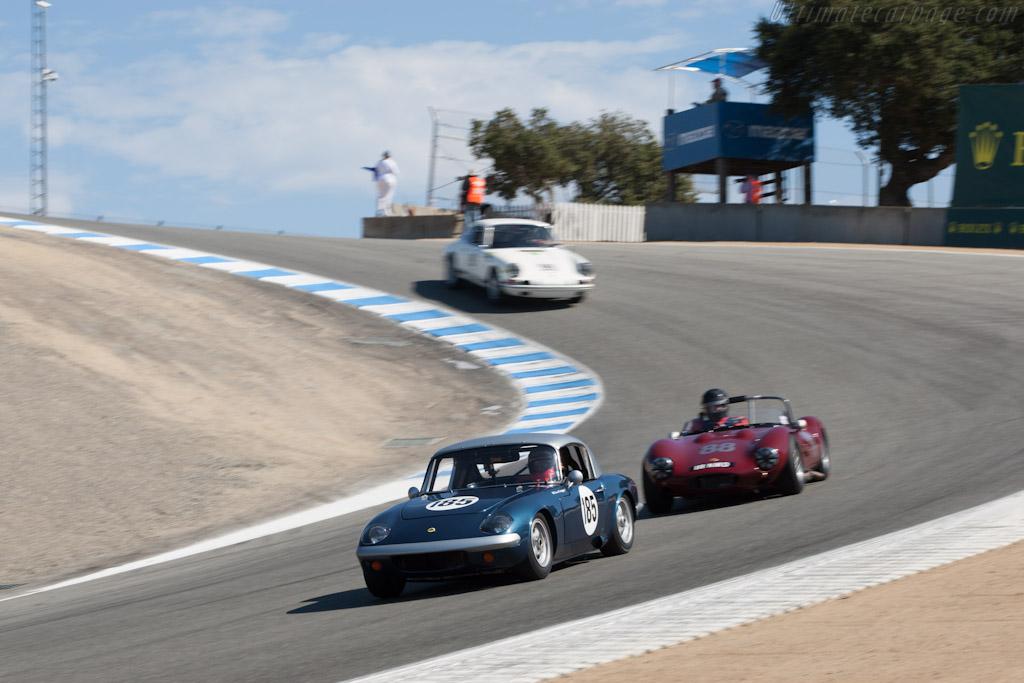 Lotus Elan    - 2012 Monterey Motorsports Reunion