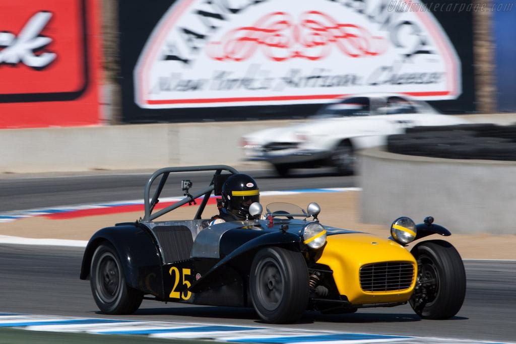 Lotus Super 7    - 2012 Monterey Motorsports Reunion