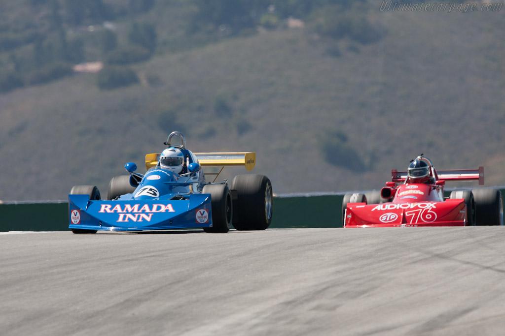 March 75B    - 2012 Monterey Motorsports Reunion