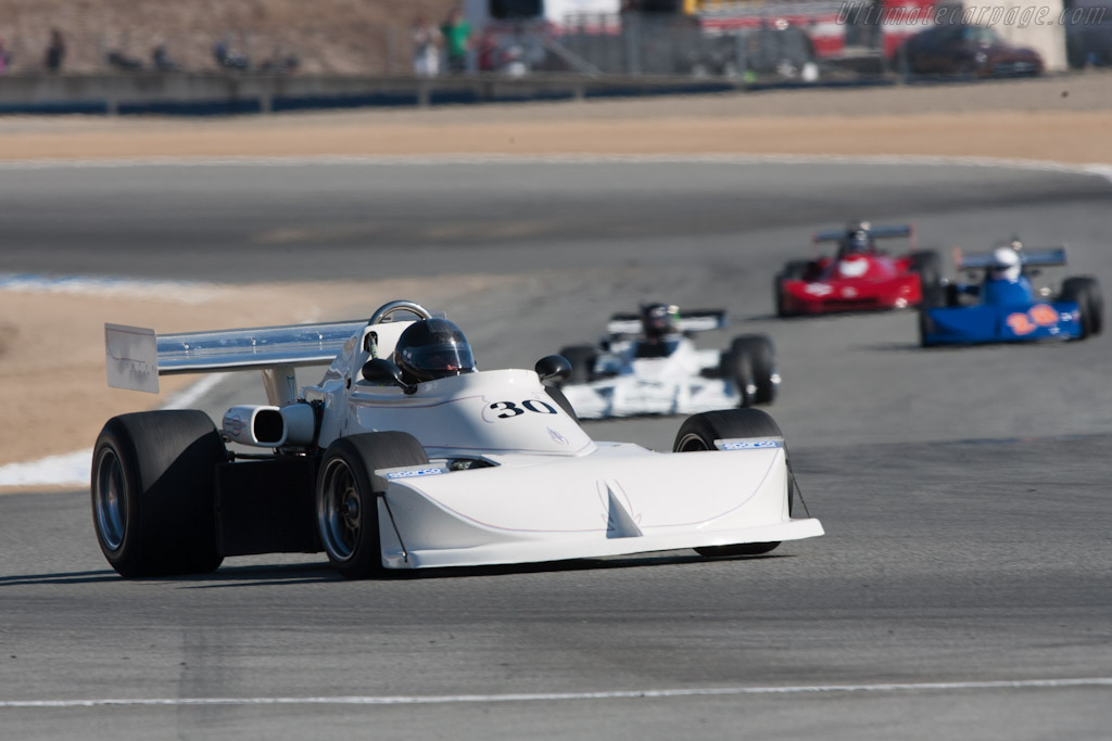 March 76B    - 2012 Monterey Motorsports Reunion