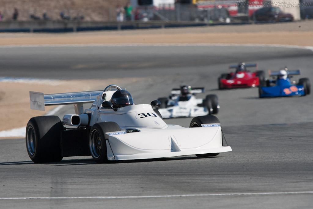 March 76B    - 2012 Monterey Motorsports Reunion