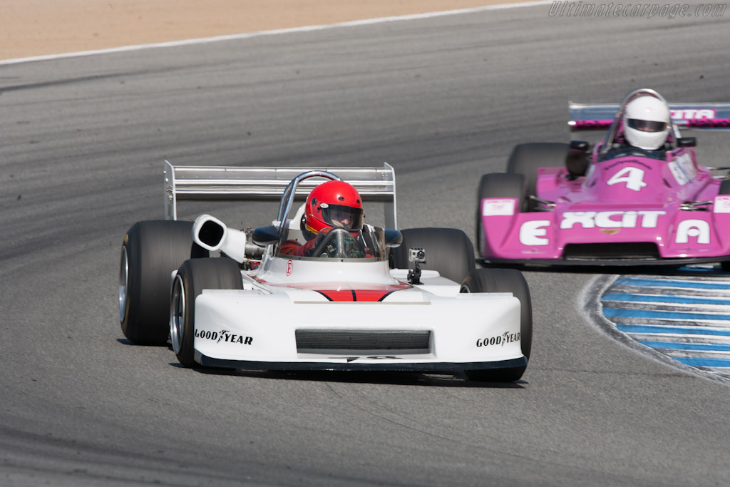 March 78B    - 2012 Monterey Motorsports Reunion