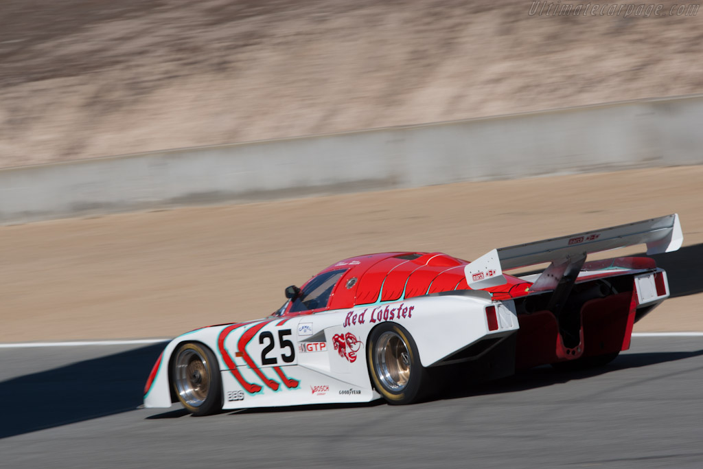 March 83G Chevrolet - Chassis: 83G/03   - 2012 Monterey Motorsports Reunion