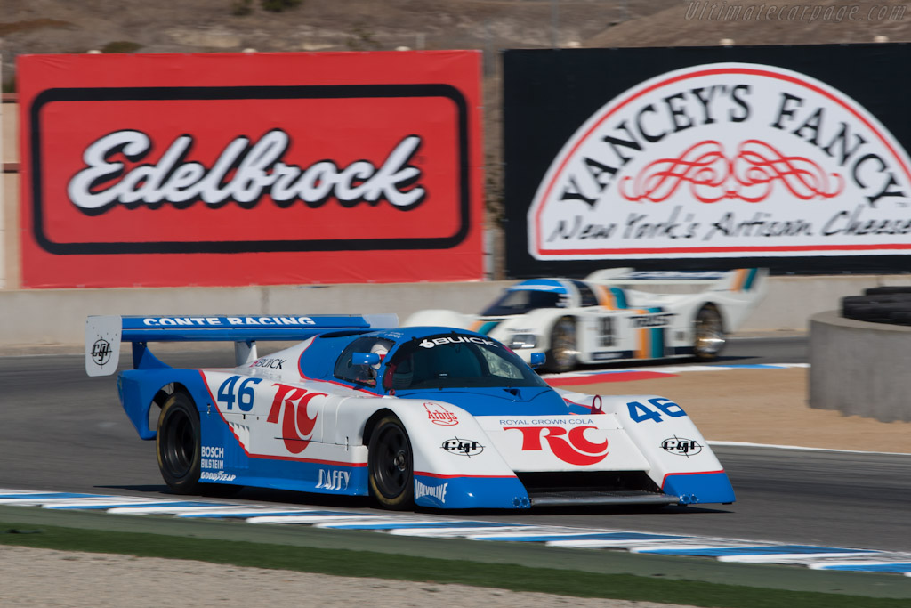 March 85G Buick    - 2012 Monterey Motorsports Reunion
