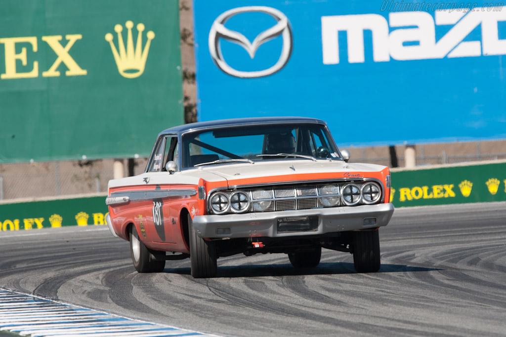 Mercury Comet    - 2012 Monterey Motorsports Reunion