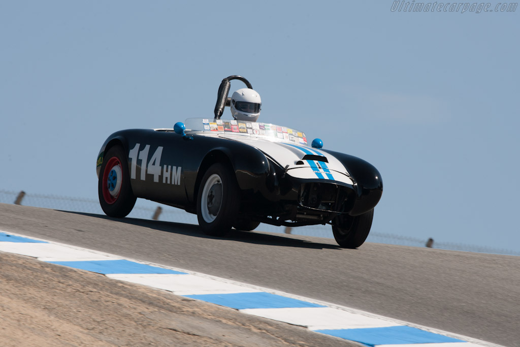 Nichols Special    - 2012 Monterey Motorsports Reunion
