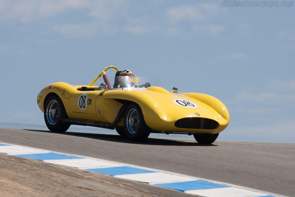 Ol' Yaller Mk VIII    - 2012 Monterey Motorsports Reunion