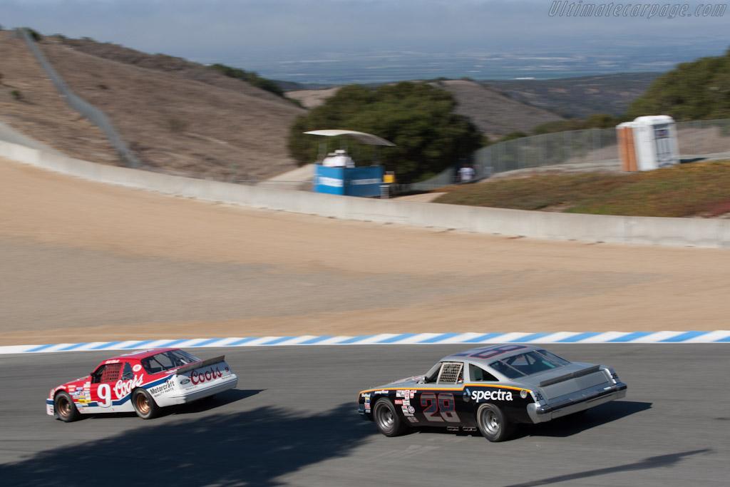 Oldsmobile 442    - 2012 Monterey Motorsports Reunion