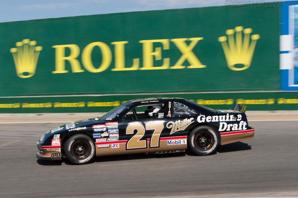 Pontiac Grand Prix    - 2012 Monterey Motorsports Reunion