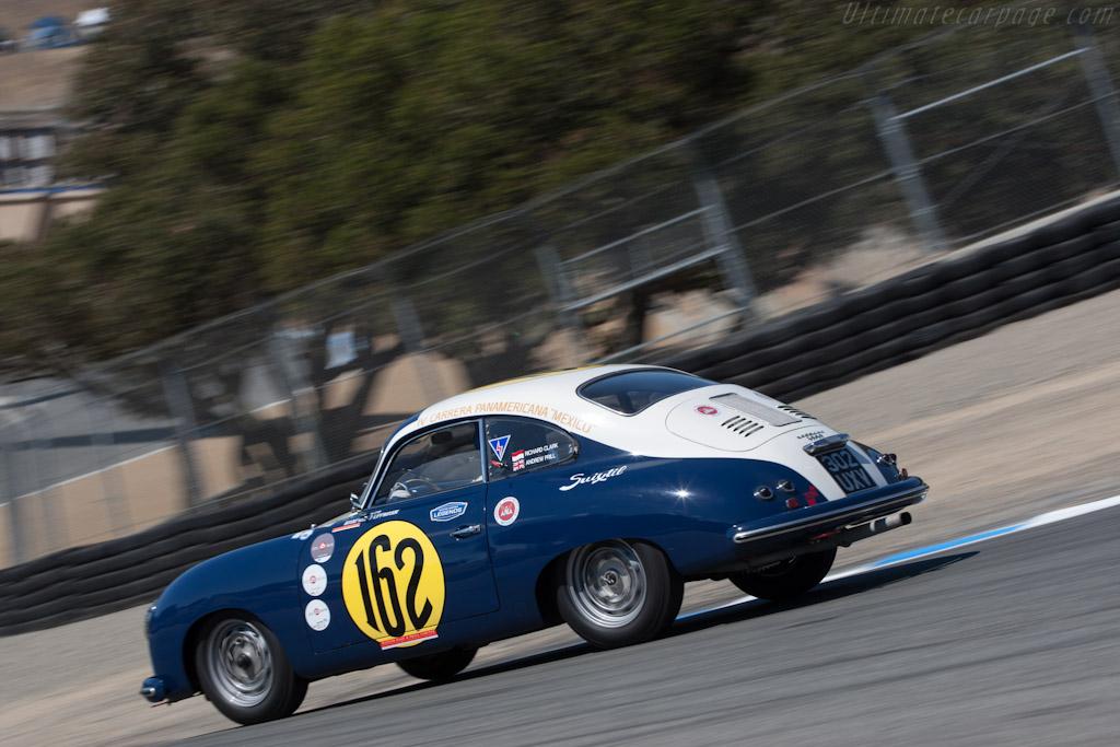 Porsche 356    - 2012 Monterey Motorsports Reunion
