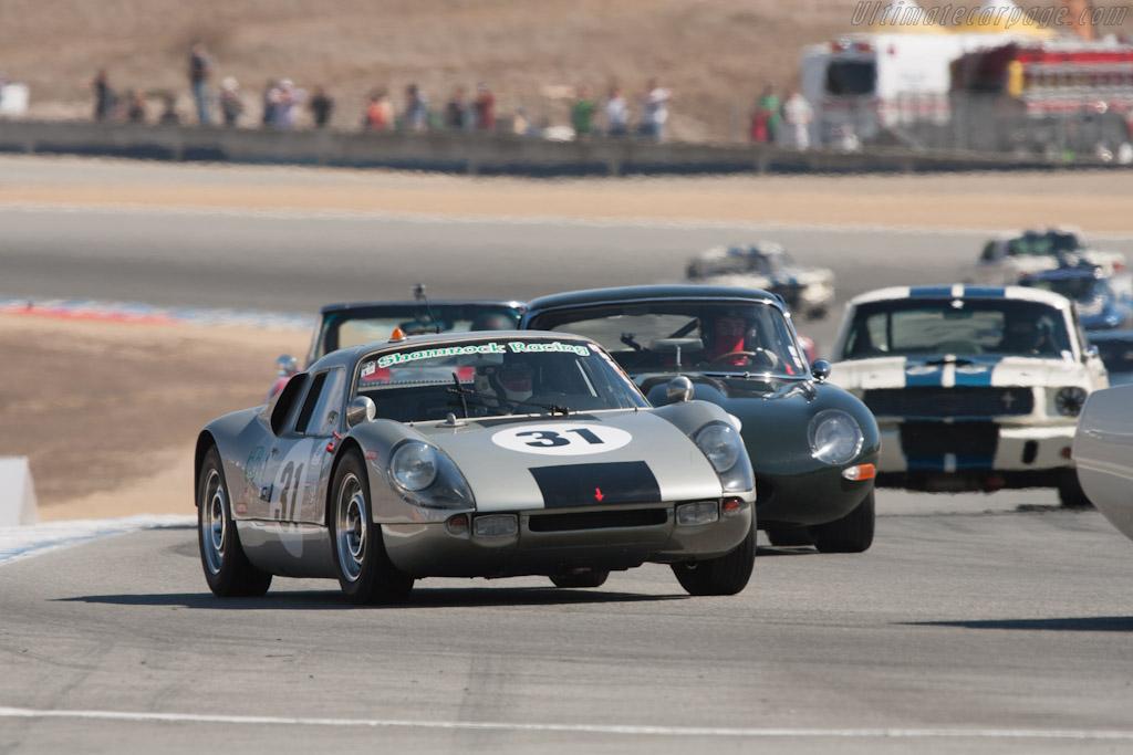 Porsche 904/6 - Chassis: 906-006   - 2012 Monterey Motorsports Reunion