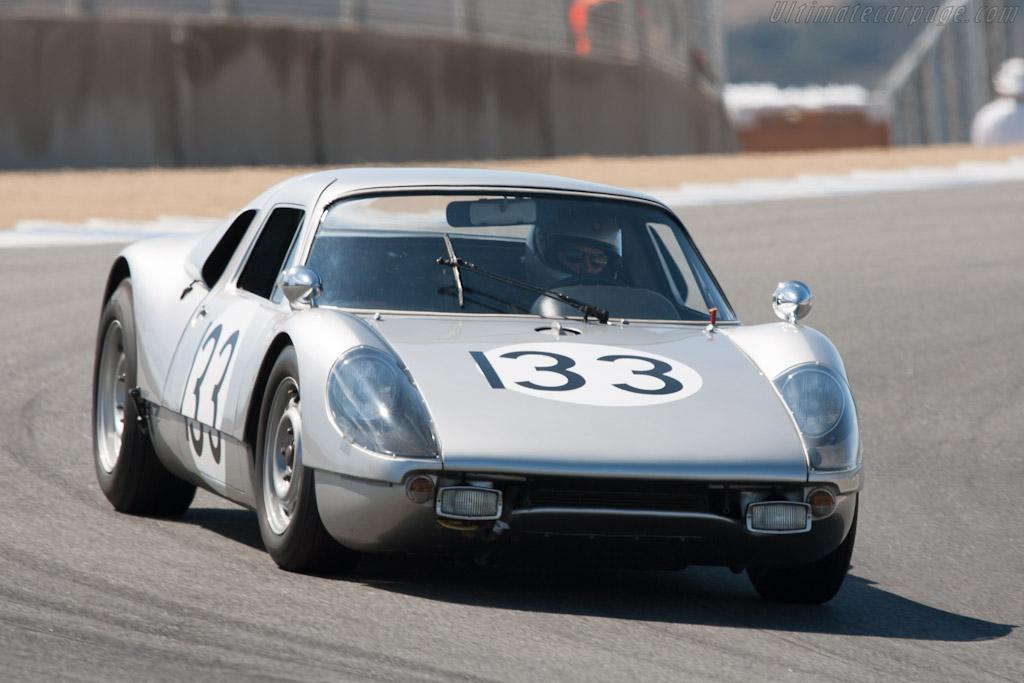 Porsche 904/6 - Chassis: 906-011   - 2012 Monterey Motorsports Reunion