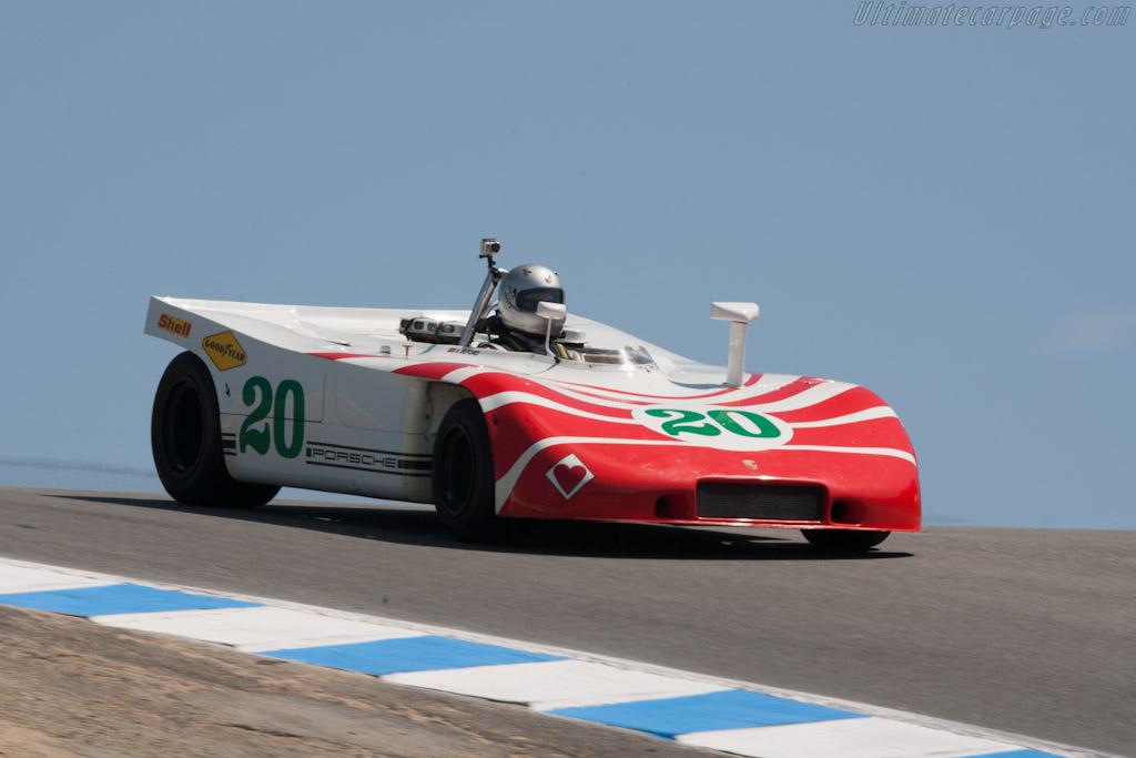 Porsche 908/3 - Chassis: 908/03-007   - 2012 Monterey Motorsports Reunion