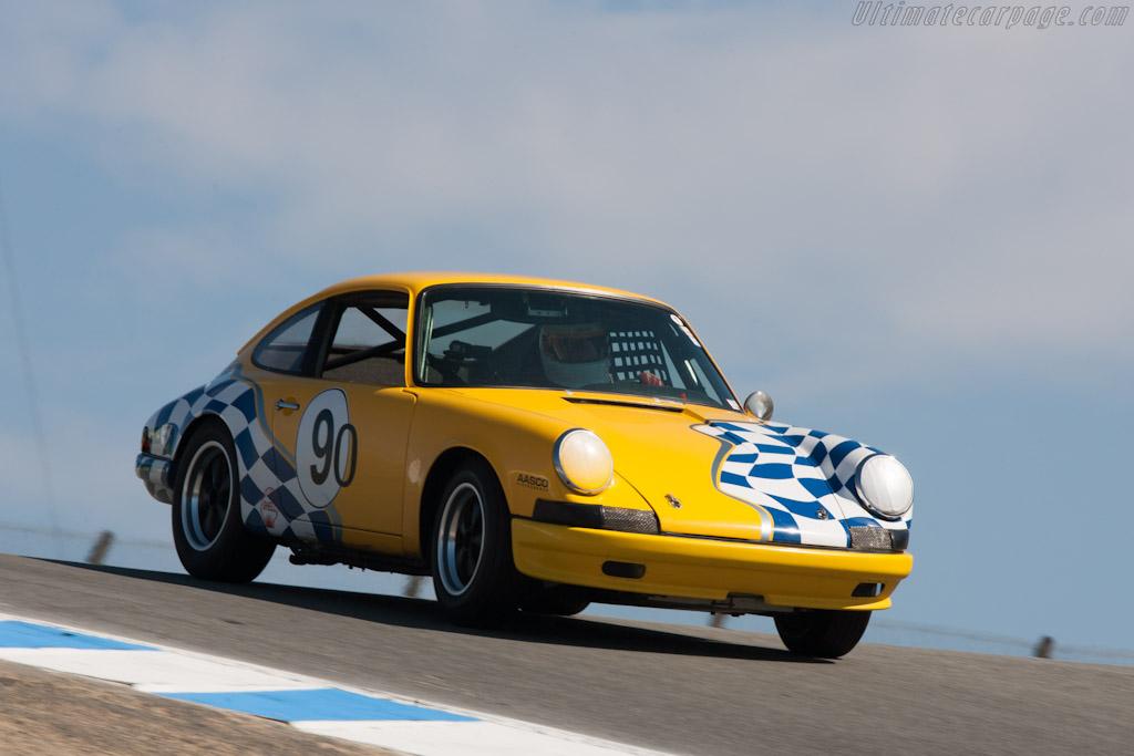Porsche 911    - 2012 Monterey Motorsports Reunion