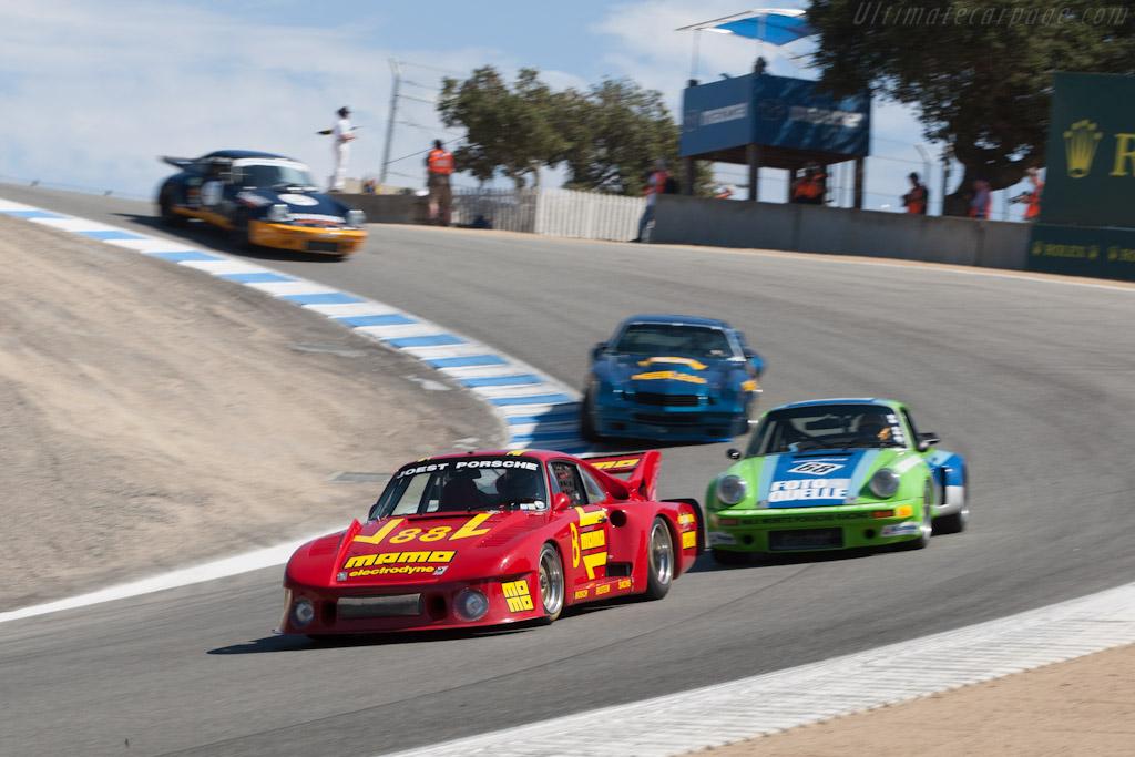 Porsche 935 J    - 2012 Monterey Motorsports Reunion