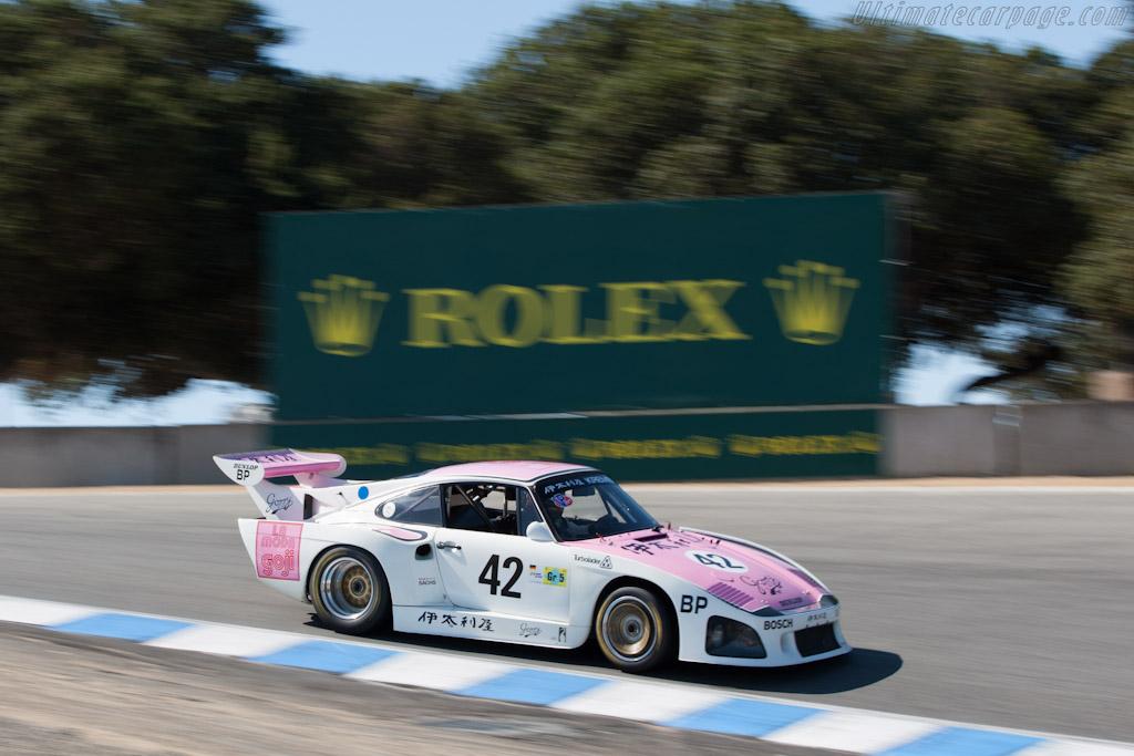 Porsche 935 K3 - Chassis: 930 670 0163   - 2012 Monterey Motorsports Reunion