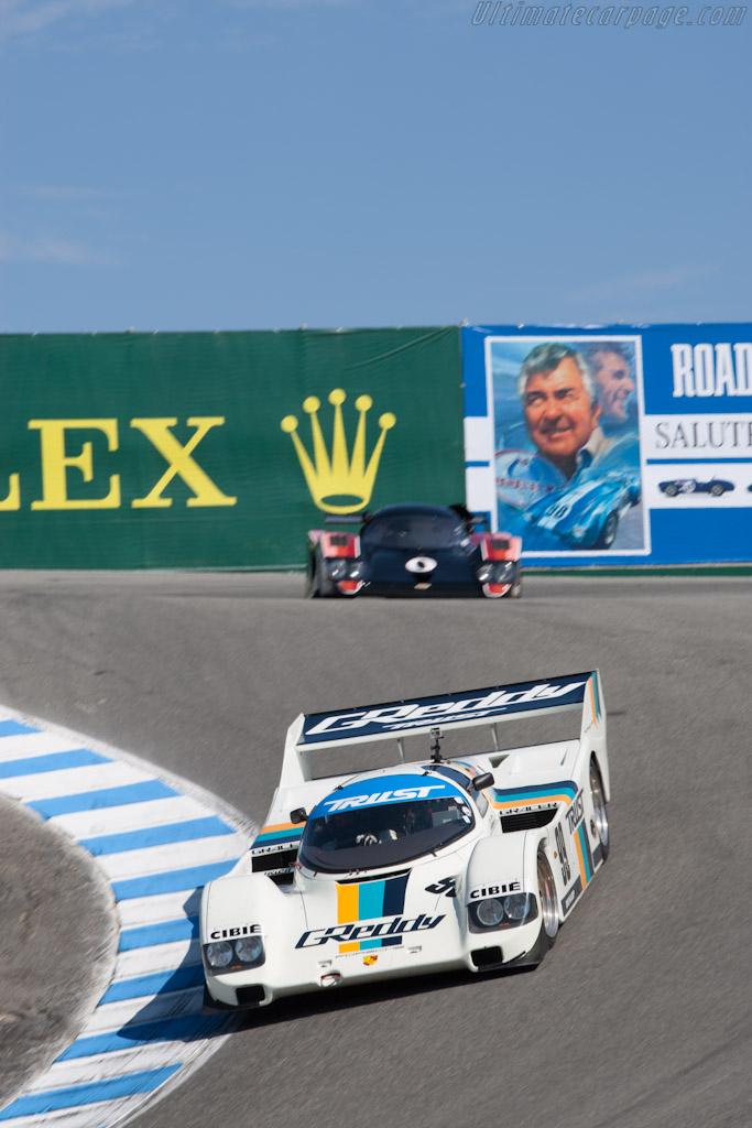 Porsche 962C - Chassis: 962-166   - 2012 Monterey Motorsports Reunion