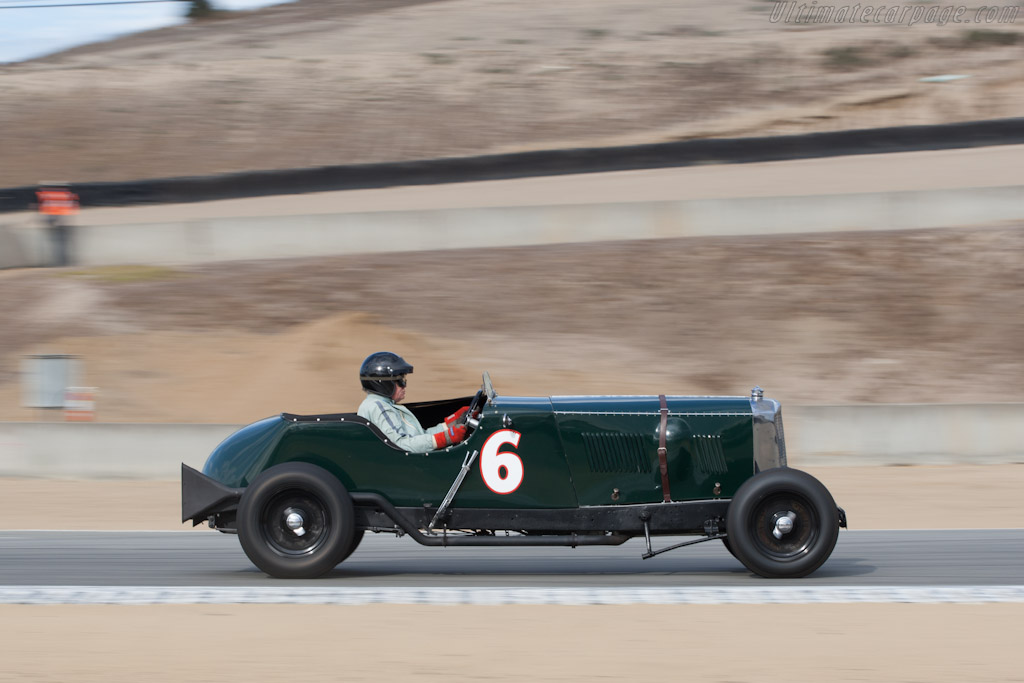 Railton LST    - 2012 Monterey Motorsports Reunion