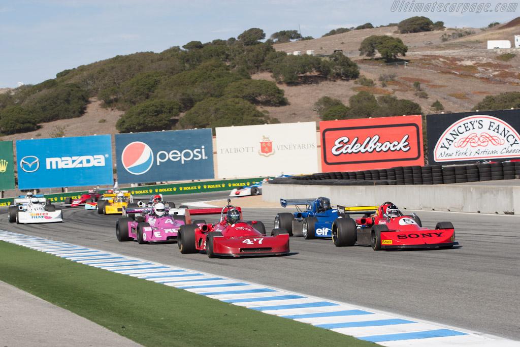 Ralt RT-1    - 2012 Monterey Motorsports Reunion