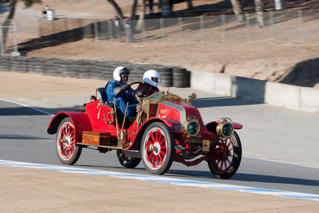 Renault Vanderbilt Racer    - 2012 Monterey Motorsports Reunion