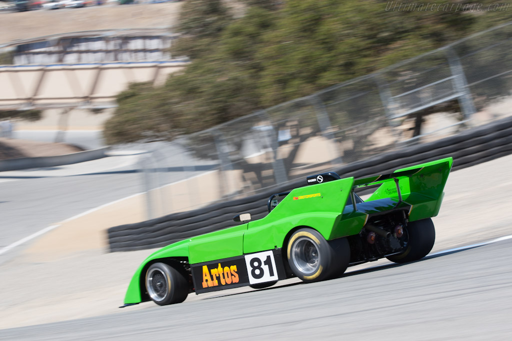 Sauber C4 - Chassis: C04.001   - 2012 Monterey Motorsports Reunion
