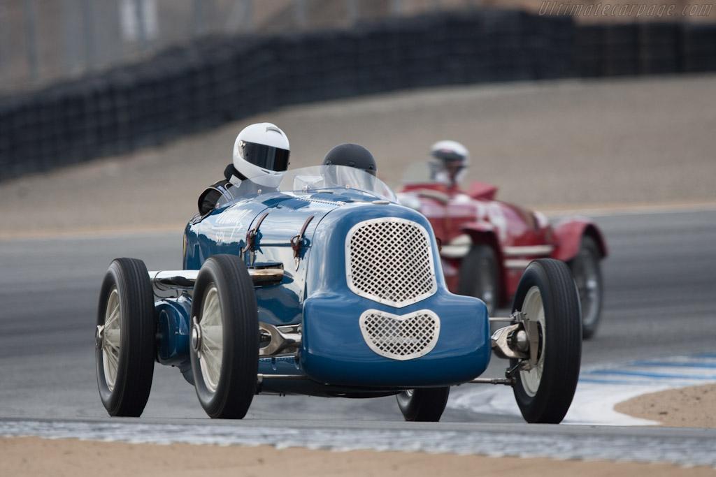 Shaw Pirrung Special    - 2012 Monterey Motorsports Reunion