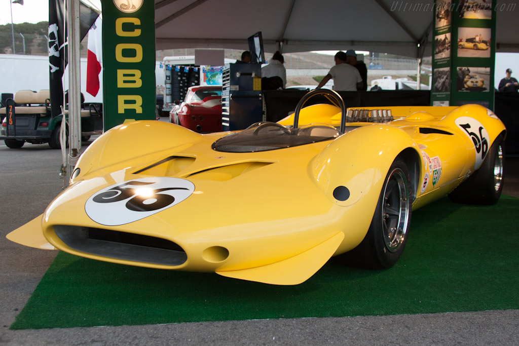 Shelby King Cobra - Chassis: T10-002   - 2012 Monterey Motorsports Reunion