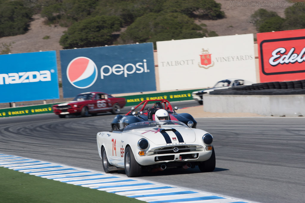 Sunbeam Tiger    - 2012 Monterey Motorsports Reunion