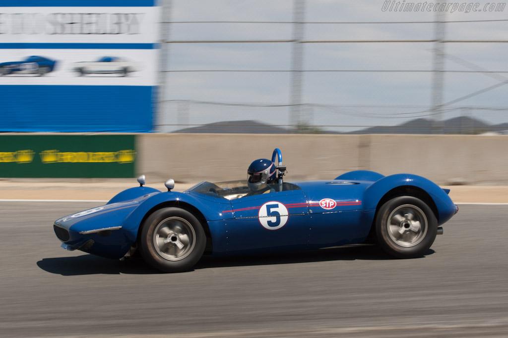 Troutman & Barnes Scorpion    - 2012 Monterey Motorsports Reunion