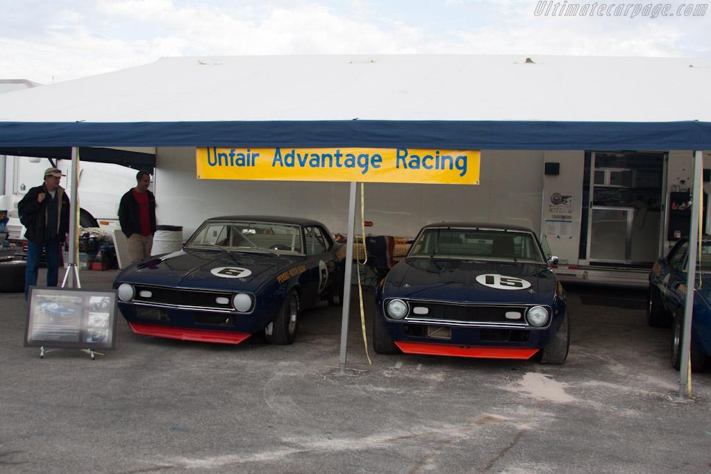 Unfair Advantage Racing    - 2012 Monterey Motorsports Reunion
