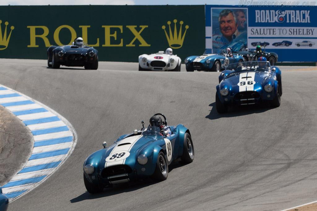 Welcome to Mazda Raceway Laguna Seca    - 2012 Monterey Motorsports Reunion