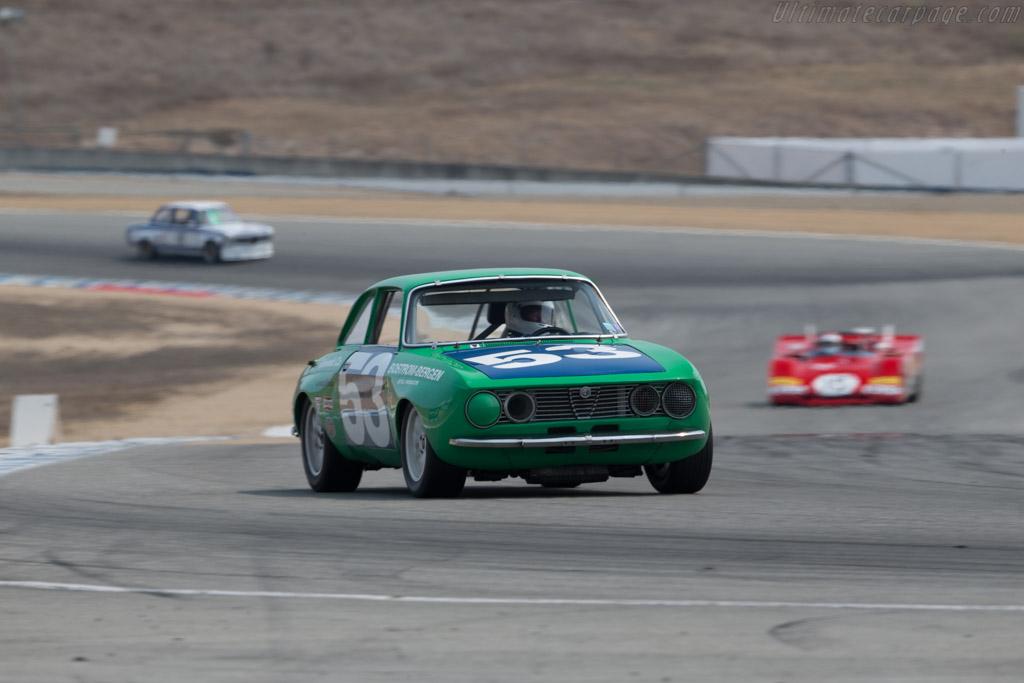 Alfa Romeo GTV - Chassis: AR1532283 - Entrant / Driver Jon Norman  - 2016 Monterey Motorsports Reunion