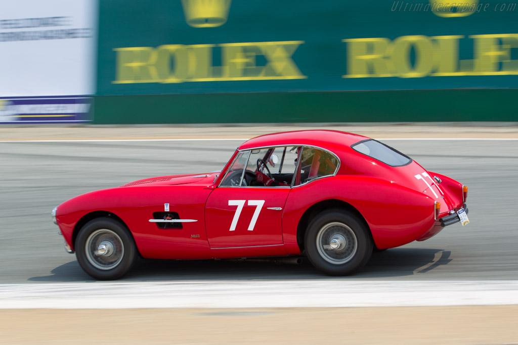 Allard Coupe - Chassis: 1 - Entrant / Driver Alan Patterson  - 2016 Monterey Motorsports Reunion