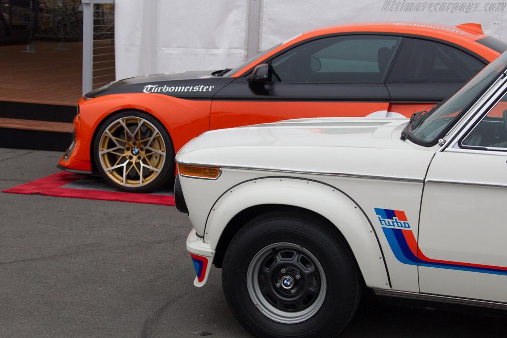 BMW 2002 Turbo    - 2016 Monterey Motorsports Reunion