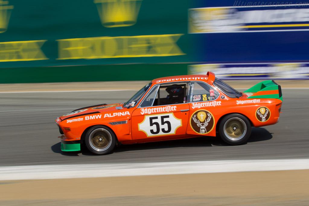 BMW 3.0 CSL - Chassis: 2275204 - Driver: Jeff Gerken  - 2016 Monterey Motorsports Reunion
