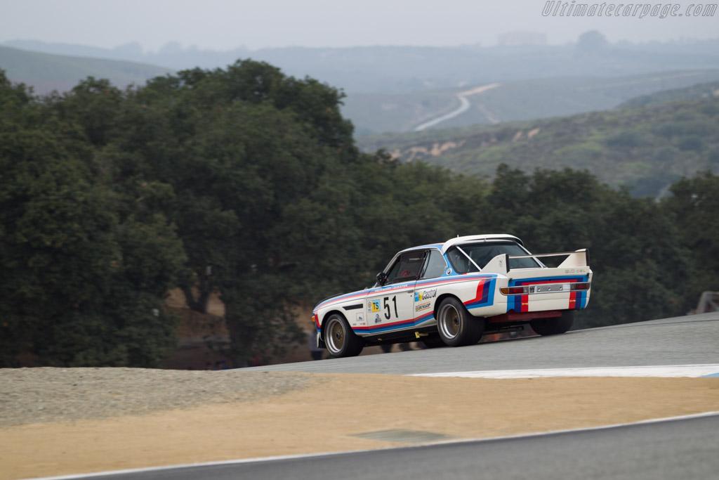 BMW 3.0 CSL - Chassis: 2275997 - Driver: Scott Hughes  - 2016 Monterey Motorsports Reunion