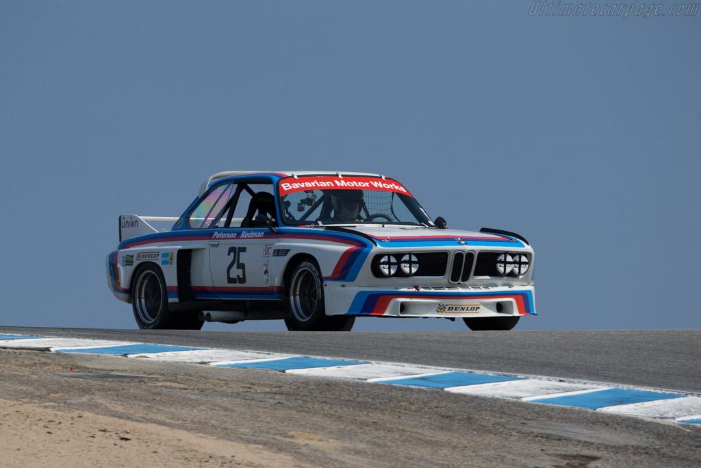 BMW 3.0 CSL IMSA - Chassis: 2275985 - Driver: Ludwig Willisch  - 2016 Monterey Motorsports Reunion