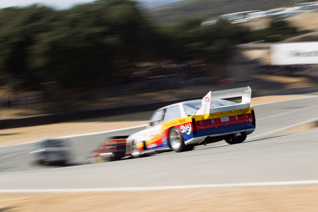 BMW 320 Group Turbo - Chassis: E21-R4-05 - Driver: Jim Busby  - 2016 Monterey Motorsports Reunion