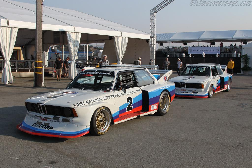 BMW 320 Turbo    - 2016 Monterey Motorsports Reunion