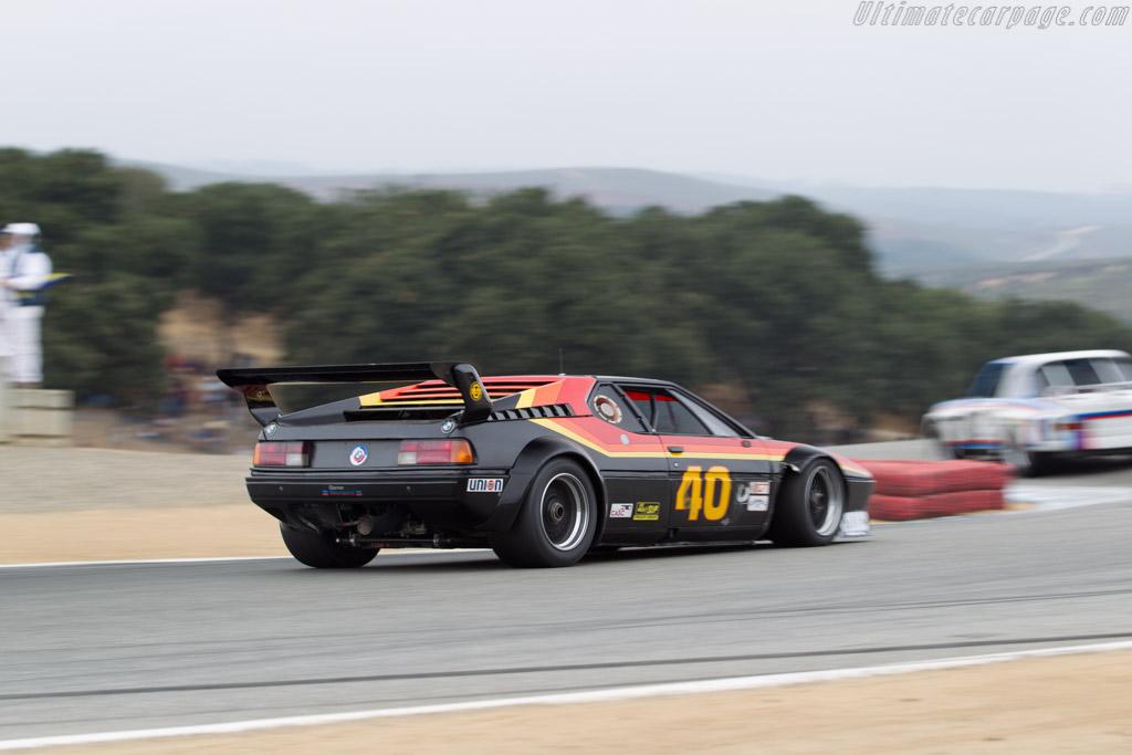 BMW M1 Procar - Chassis: 4301225 - Driver: Markus Glarner  - 2016 Monterey Motorsports Reunion