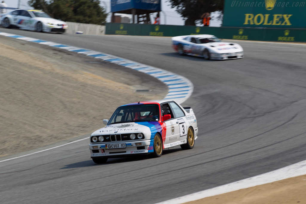 BMW M3 - Chassis: E30   - 2016 Monterey Motorsports Reunion