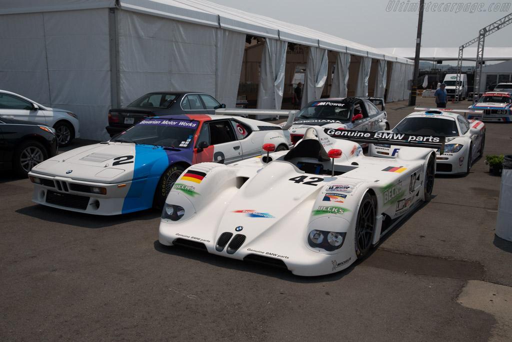 BMW V12 LMR - Chassis: 002/99   - 2016 Monterey Motorsports Reunion