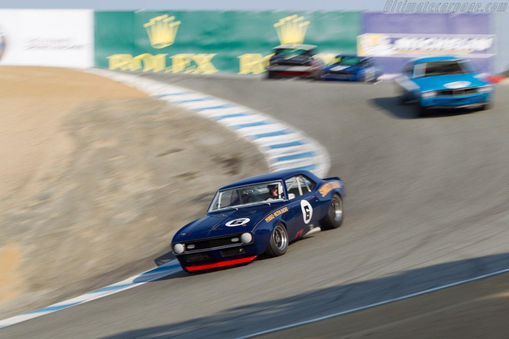 Chevrolet Camaro Z28  - Driver: Tom McIntyre  - 2016 Monterey Motorsports Reunion